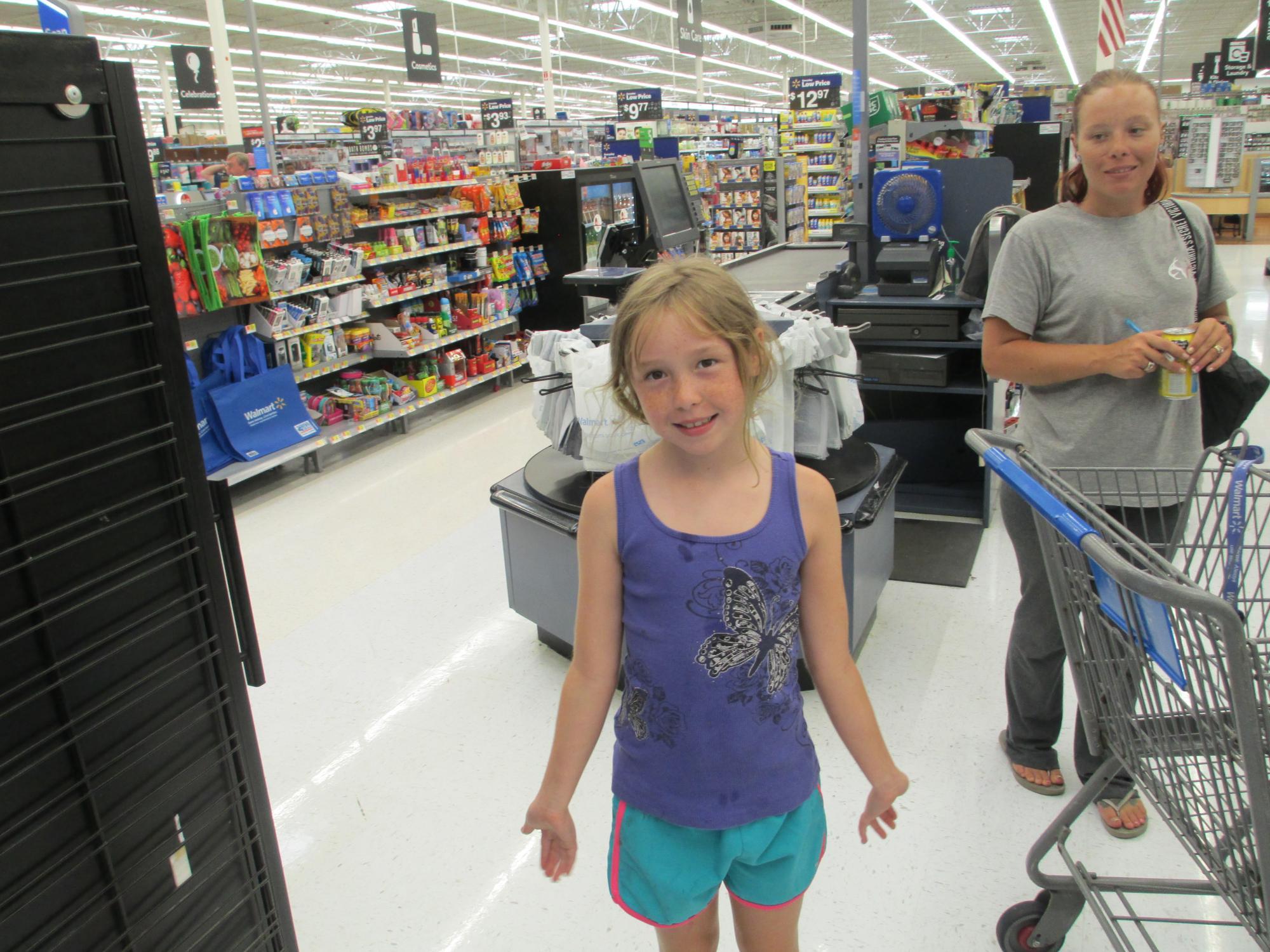 2018 july 31 back to school shop with law enforcement walmart zebulon rd